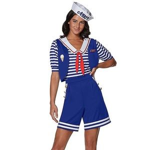 Stranger Things Scoops Ahoy Halloween Costume